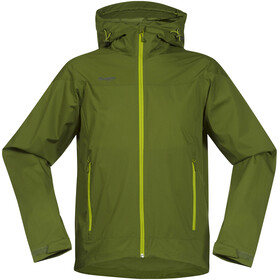 Bergans Microlight Jacket Men Green Tea/Lime